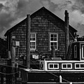Shem Creek Heritage by Dale Powell