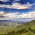 Shenandoah National Park - Sky And Clouds by Kerri Farley