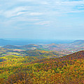 Shenandoah Np Overlook  by Michael Ver Sprill