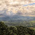 Shenandoah Valley - Storm Rolling In by Kerri Farley