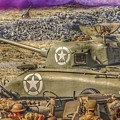 Sherman Attack by Tommy Anderson