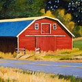 Sherman Barn by Stacey Neumiller
