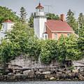 Sherwood Point Lighthouse by Nikki Vig