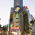 Shibuya by Bill Brennan - Printscapes