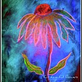 Shimmering Floral by Kathy Othon