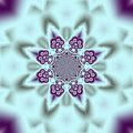 Shimmering Snowflake by Candice Danielle Hughes