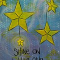 Shine On Little One by Emily Page