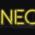 Shineonu - Neon Sign 3 by David Hargreaves
