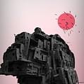 Shinigami House by Henri Schoots