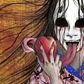Shinigami by Rachel Walker