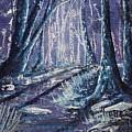Shining Wood by Mario Lorenz