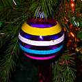 Shinny Brite Ornament by Susan Vineyard
