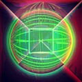 Shiny Globe by Marko Sabotin