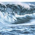 Shiny Wave by Vince Cavataio - Printscapes