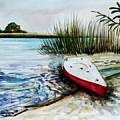 Ship Ahoy by Elizabeth Robinette Tyndall
