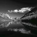 Ship Island Lake by Leland D Howard