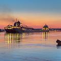 Ship Kaye Barker Reflections -8368 by Norris Seward