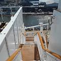 Shipboard Stairways by Carolyn Quinn