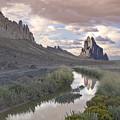 Ship Rock New Mexico by Bob Ayre