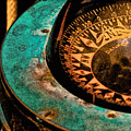 Ship's Compass by Tony Grider