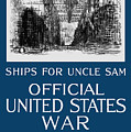 Ships For Uncle Sam - Ww1 by War Is Hell Store