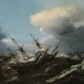 Ships In A Storm by MotionAge Designs