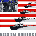Ships -- Keep 'em Rolling by War Is Hell Store