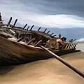 Shipwreck by Tafadzwa Ziona