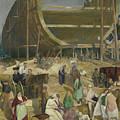 Shipyard Society by MotionAge Designs