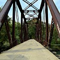 Shirley Railroad Bridge 1 by Tamra Lockard