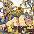 Shirley Russell Art by Hawaiian Legacy Archive - Printscapes