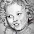 Shirley Temple by Fred Larucci