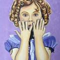 Shirley Temple by Grayson Engleman