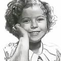 Shirley Temple by Wayne Pascall