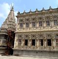 Shiv Mandir And Its Mandap At Shinde Chattri, Pune by SHWETA Sambyal