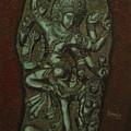 Shiva by Bindu Bajaj