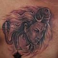 Shiva Mahadev by MotionAge Designs