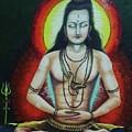 Shiva by Sachin Kadam