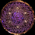 Shiva Shakti Coipper Lightmandala by Robert Thalmeier