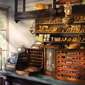 Shoe Maker - Shoes For Sale by Mike Savad