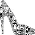 Shoe Shopping by Alice Gipson