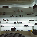 Shoe Store After Hours - Venice, Italy by Dan Nourie