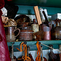 Shoemaker Supplies by Christopher Holmes