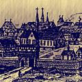 Shoenou Monastary Germany by Bill Cannon