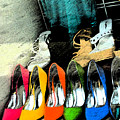 Shoes by Gary Everson