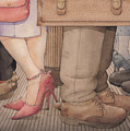 Shoes by Kestutis Kasparavicius