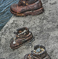 Shoes On The Danube by Michael Kirk