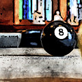 Shooting For The Eight Ball by Phil Perkins