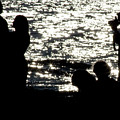 Shooting Sunset by Amer Khwaja