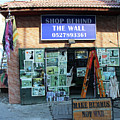 Shop Behind The Wall by Munir Alawi